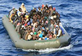 gewaltätige asylanten ein problem
