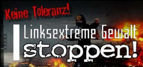 Linksextreme stoppen